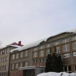 Shazování sněhu